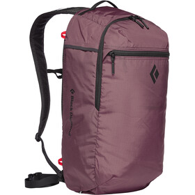 Black Diamond Trail Zip 18 Backpack mulberry